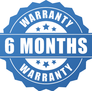 warranty badge Commercial Carpet Cleaning